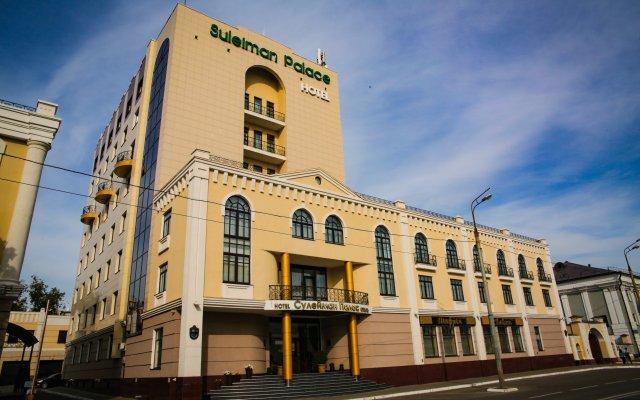 Отель Suleiman Palace