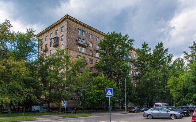 Апартаменты Luxury Voykovskaya вид на фасад