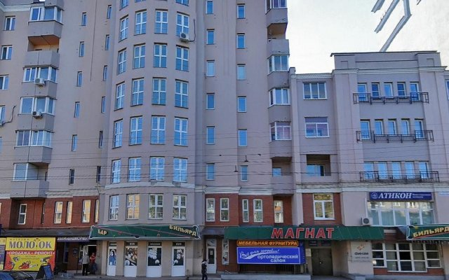 Апартаменты на Волоколамском проспекте вид на фасад