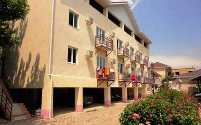Гостиница Родничок(Анапа) в Анапе 1 отзыв об отеле, цены и фото номеров - забронировать гостиницу Родничок(Анапа) онлайн вид на фасад