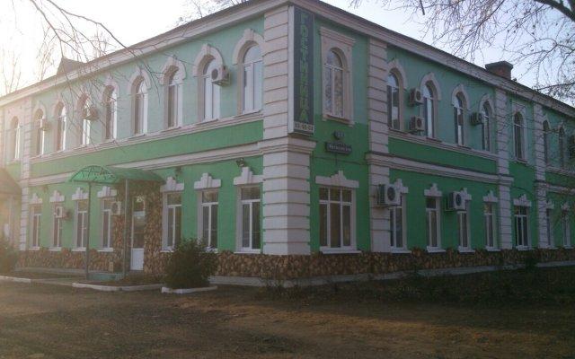 Отель Левый Берег