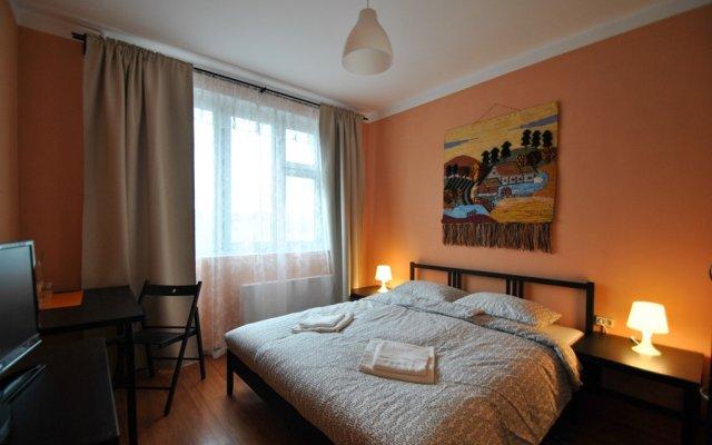 Гостиница Транзит-Внуково комната для гостей