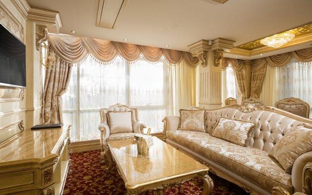 Гостиница Фидан комната для гостей
