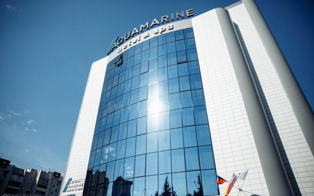 Отель AQUAMARINE Hotel & Spa