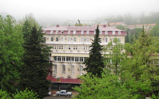 Гостиница Пансионат Аквамарин