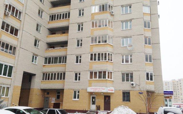 Апартаменты PrezentHaus of Pobedy 5 вид на фасад