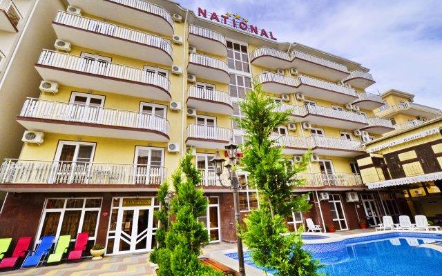 National Hotel 0