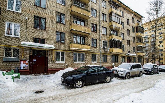 Апартаменты Taganka Barocco парковка