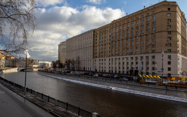 Gesten Hotel in Moscow, Russia from 36$, photos, reviews - zenhotels.com hotel front
