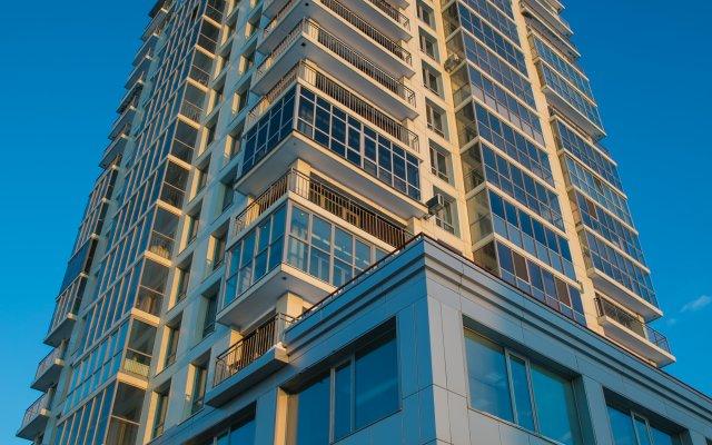 Апартаменты Luxury вид на фасад