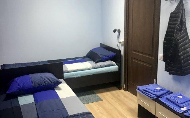Shelter Hostel Москва комната для гостей