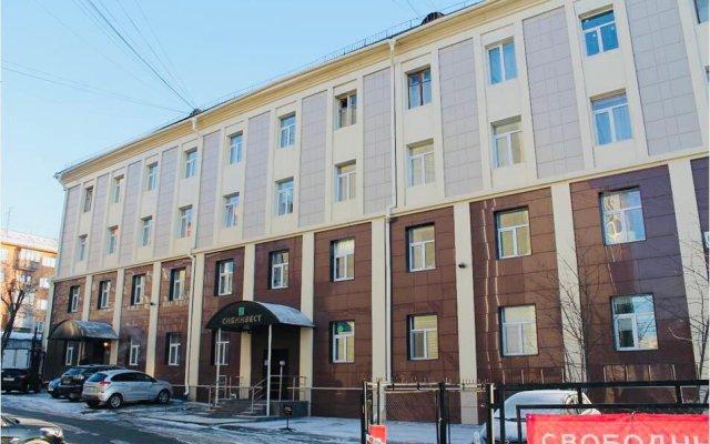 Гостиница Мини-Отель Кристалл в Екатеринбурге - забронировать гостиницу Мини-Отель Кристалл, цены и фото номеров Екатеринбург вид на фасад