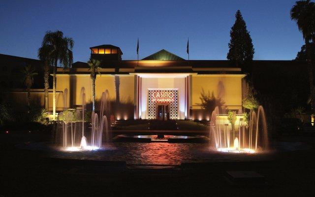 Отель Es Saadi Marrakech Resort