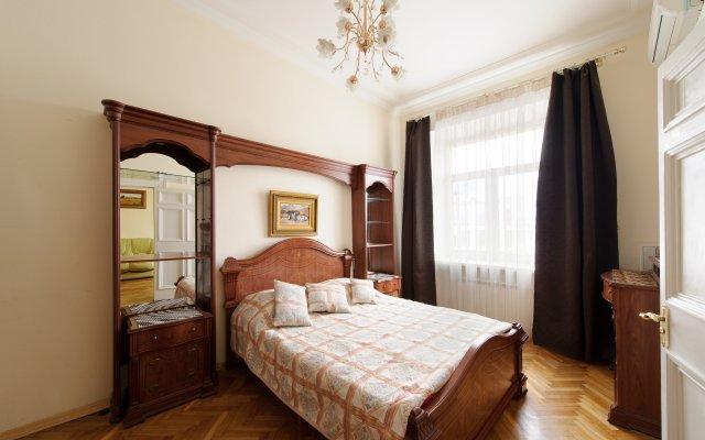 Апартаменты на Смоленской комната для гостей