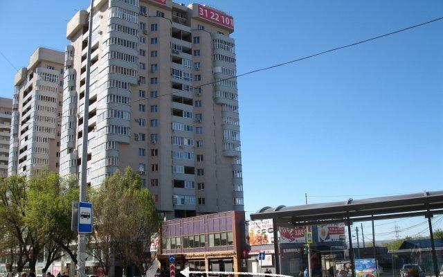 Panorama Hostel Samara вид на фасад