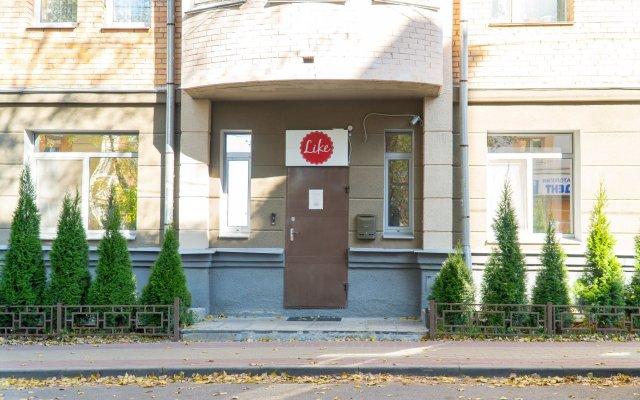 Гостиница Хостел Лайк Калуга в Калуге 14 отзывов об отеле, цены и фото номеров - забронировать гостиницу Хостел Лайк Калуга онлайн вид на фасад