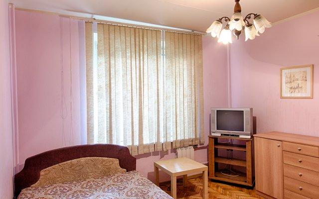 Апартаменты Двухкомнатная квартира на Таганке комната для гостей