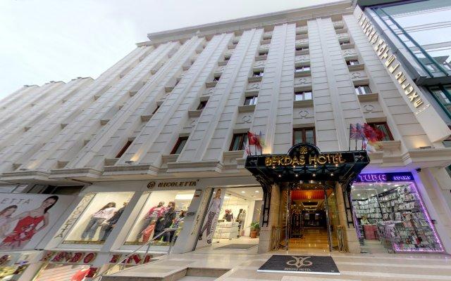 BEKDAS DELUXE & SPA Турция, Стамбул - - забронировать отель BEKDAS DELUXE & SPA, цены и фото номеров вид на фасад