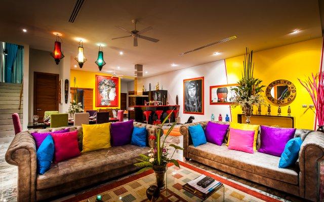 Отель Almali Luxury Residence развлечения