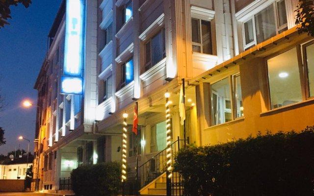 Отель Ulubat