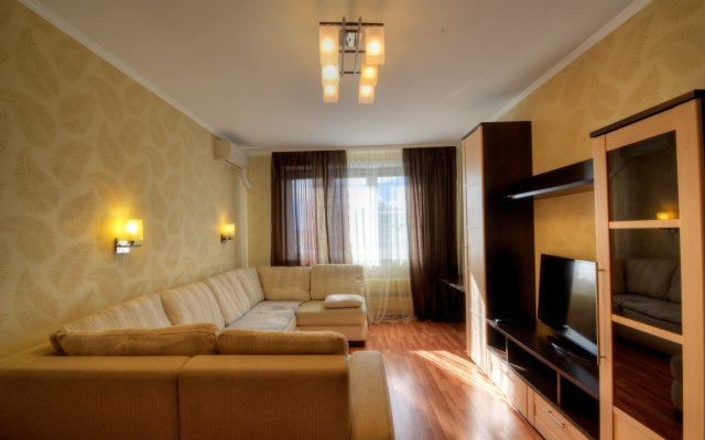 Апартаменты Евро Апартаменты в Алтуфьево Cheese Cake комната для гостей