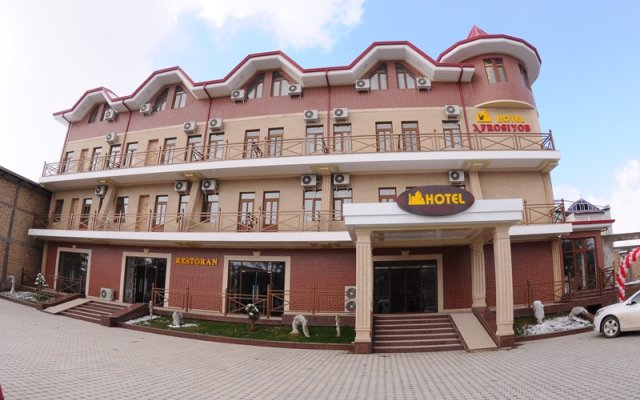 Гостиница Afrosiyob