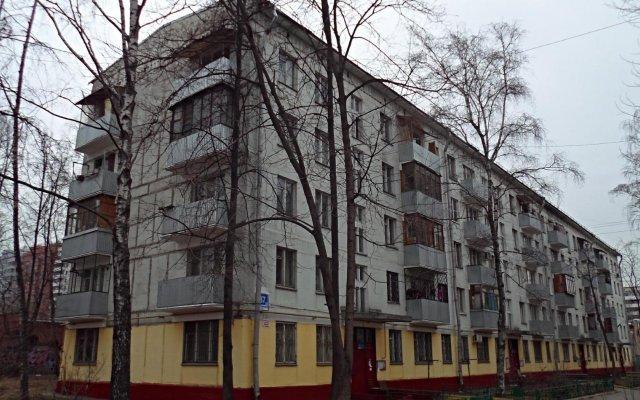 Апартаменты Посуточное Жилье вид на фасад
