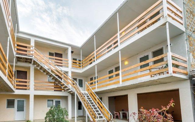Ejforiya Mini-Hotel вид на фасад