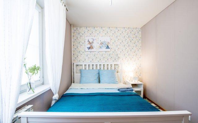 Апартаменты Красноказарменная 16 Б комната для гостей