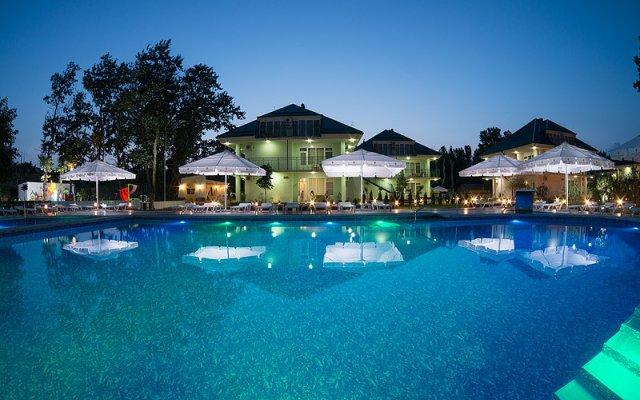 Гостиница Дюны Золотые в Анапе отзывы, цены и фото номеров - забронировать гостиницу Дюны Золотые онлайн Анапа бассейн