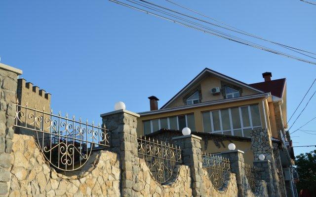 Отель Крепость Кафа