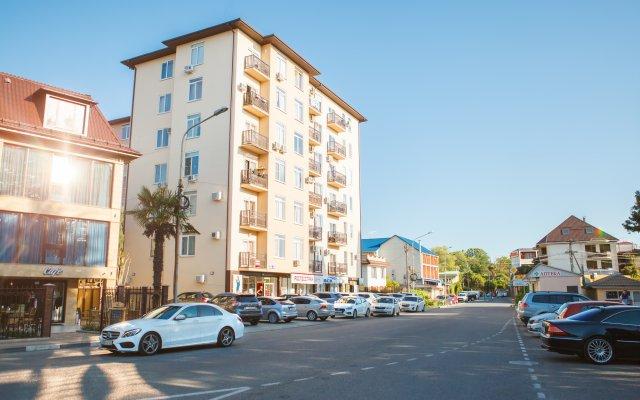 Гостиница на Тюльпанов 3 в Сочи отзывы, цены и фото номеров - забронировать гостиницу на Тюльпанов 3 онлайн парковка