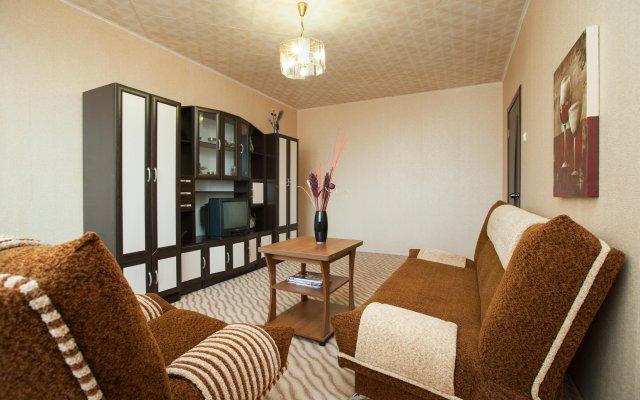 Апартаменты Брусника Большая Черемушкинская комната для гостей