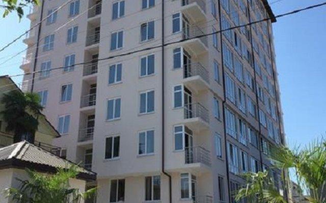 Гостиница Малибу Резонанс в Сочи отзывы, цены и фото номеров - забронировать гостиницу Малибу Резонанс онлайн вид на фасад