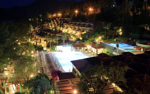 Labranda Mares Marmaris Турция, Мармарис - 1 отзыв об отеле, цены и фото номеров - забронировать отель Labranda Mares Marmaris онлайн вид на фасад