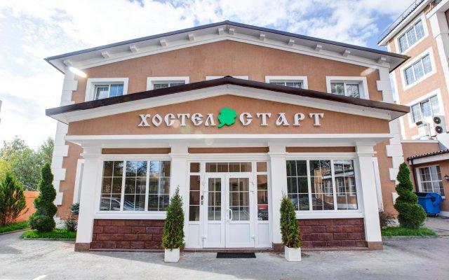 Гостиница Хостел Старт в Москве отзывы, цены и фото номеров - забронировать гостиницу Хостел Старт онлайн Москва вид на фасад