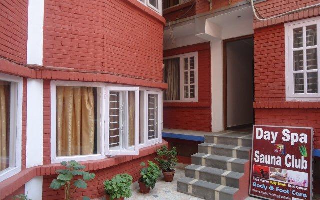 Отель Tayoma Непал, Катманду - отзывы, цены и фото номеров - забронировать отель Tayoma онлайн вид на фасад