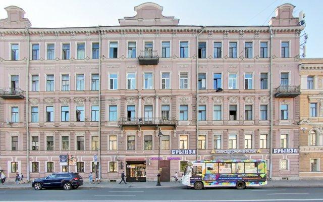 Гостиница Меблированные комнаты Лиговский 21Б в Санкт-Петербурге - забронировать гостиницу Меблированные комнаты Лиговский 21Б, цены и фото номеров Санкт-Петербург вид на фасад