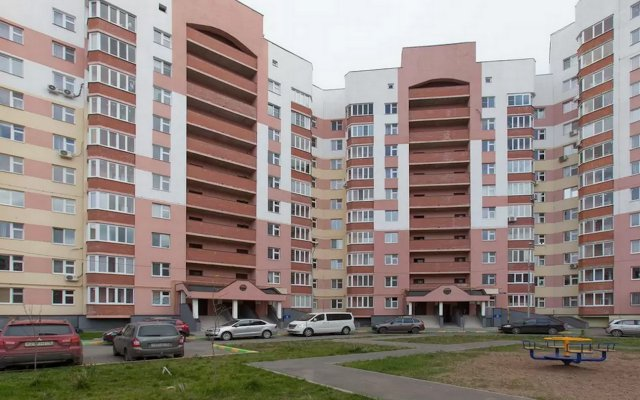 Апартаменты KZN Life на проспекте Ямашева вид на фасад