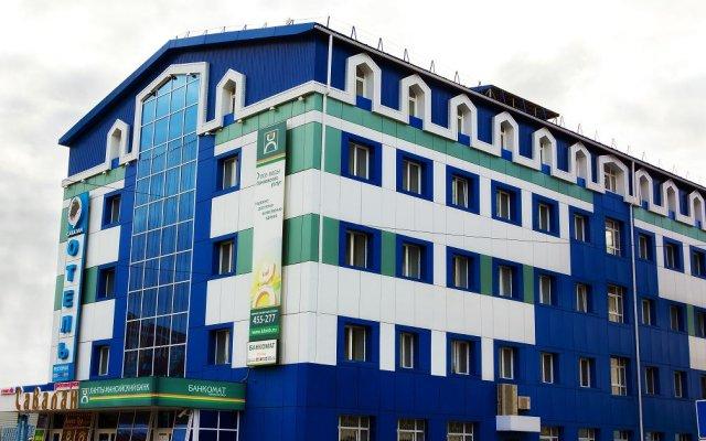 Гостиница SAVALAN вид на фасад