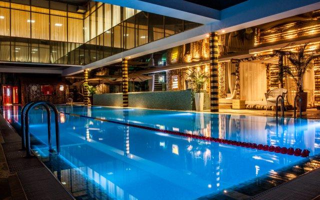 Гостиница Novahoff спа курорт бассейн