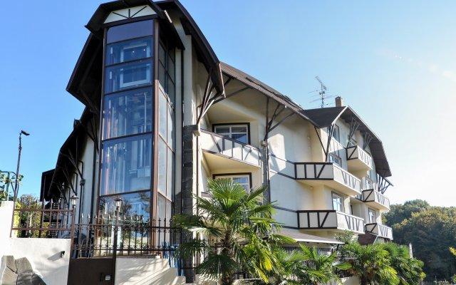 Гостиница Вэйлер в Сочи - забронировать гостиницу Вэйлер, цены и фото номеров вид на фасад