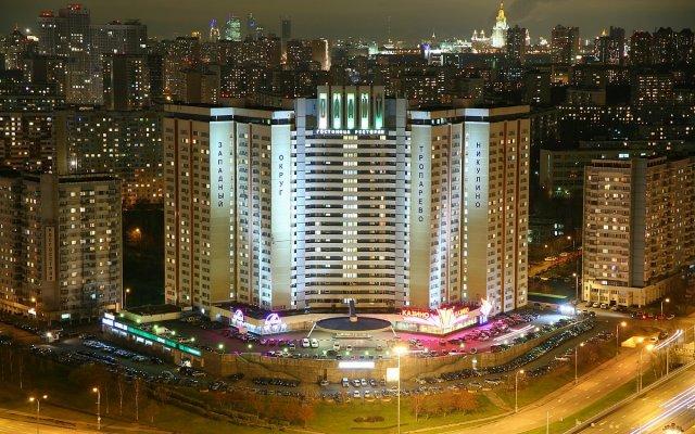 Гостиница Салют Москва