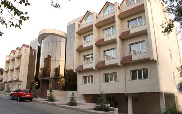 Отель Nork Residence вид на фасад