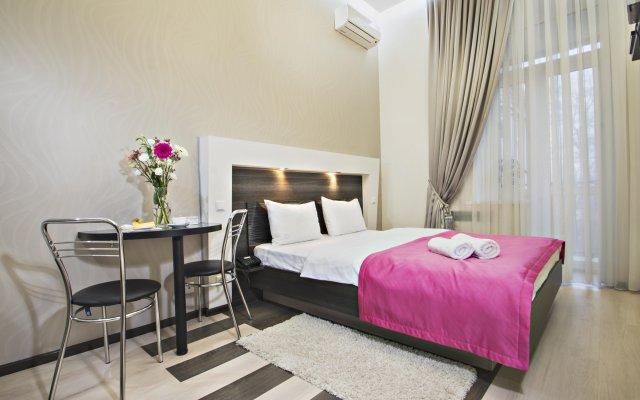 Status Apartments Mini-Hotel комната для гостей