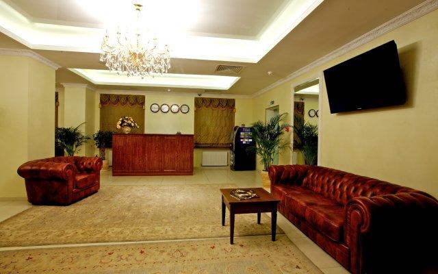 Гостиница SP интерьер отеля