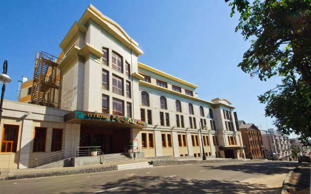 Гостиница Hayal вид на фасад