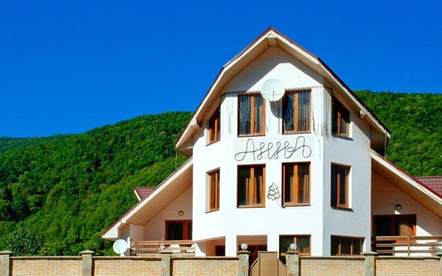 Гостевой Дом Анна вид на фасад
