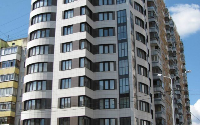 Гостиница Парус Отель в Королеве 1 отзыв об отеле, цены и фото номеров - забронировать гостиницу Парус Отель онлайн Королёв вид на фасад