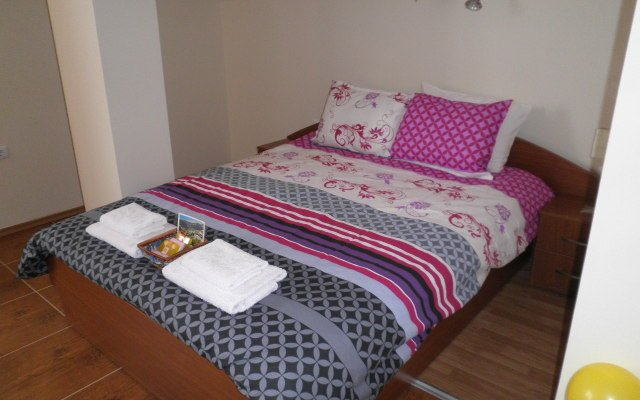 Апартаменты Cozy Studio Lucky in Ski Resort Pamporovo комната для гостей
